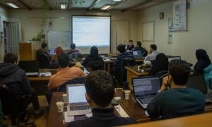 کارگاه آموزش برنامه نویسی به زبان R