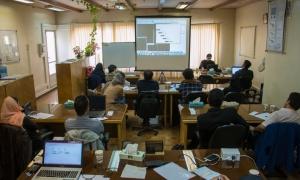 کارگاه آموزش Envi